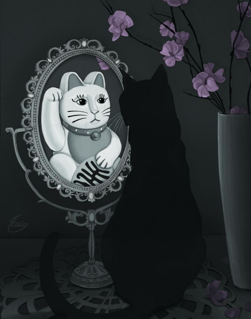 Art by Ekaterina Gaidaeva